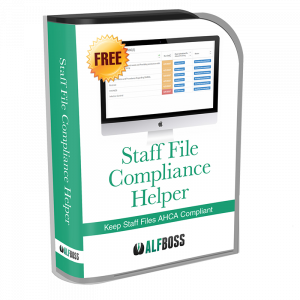 Staff File Compliance Helper
