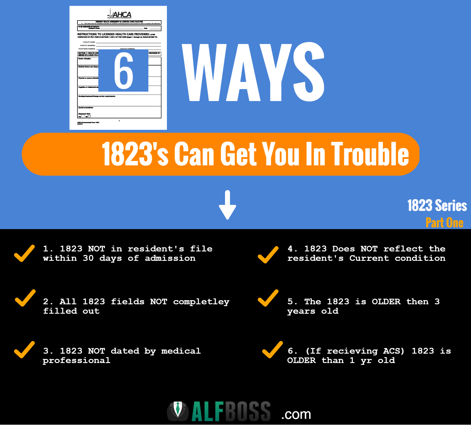 6 Ways 1823 Forms Can Get You In Trouble Alf Boss