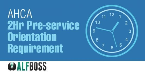 2 Hr Pre-Service Orientataion