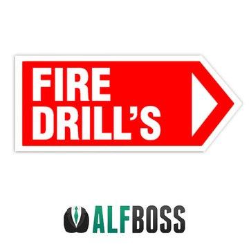 ALF Fire Drills
