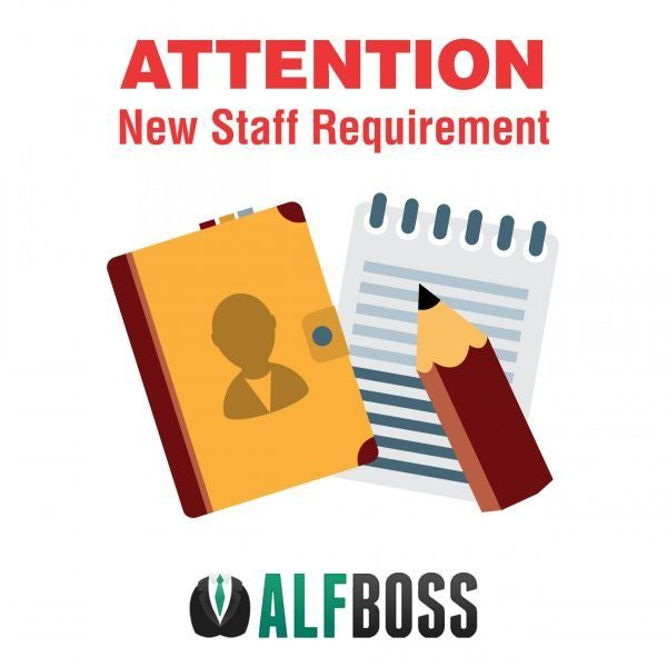New Staff Reg