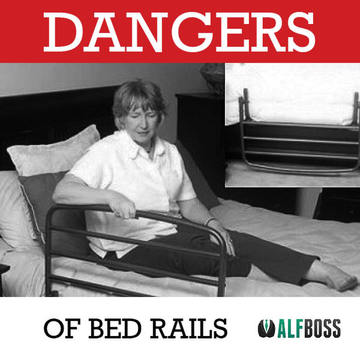 Bed rail dangers