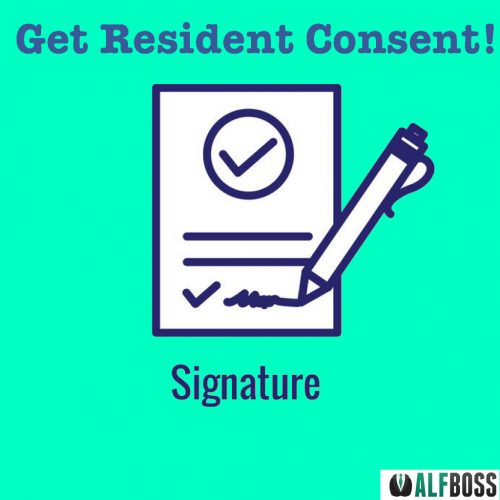 Get Resident Consent