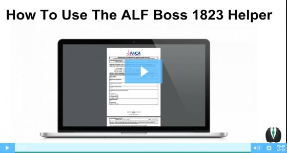 how to use alfboss 1823 helper