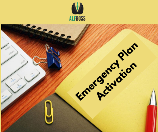 Emergency Plan Activation