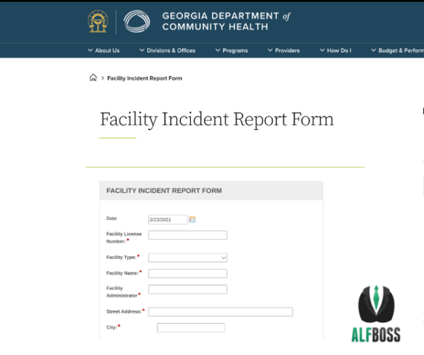 Reports to the Department