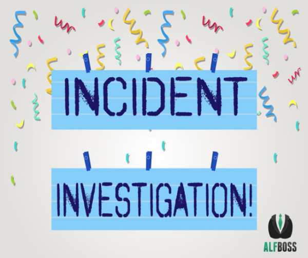 Investigate an incident