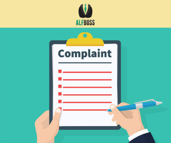 Filing a complaint against CCLD
