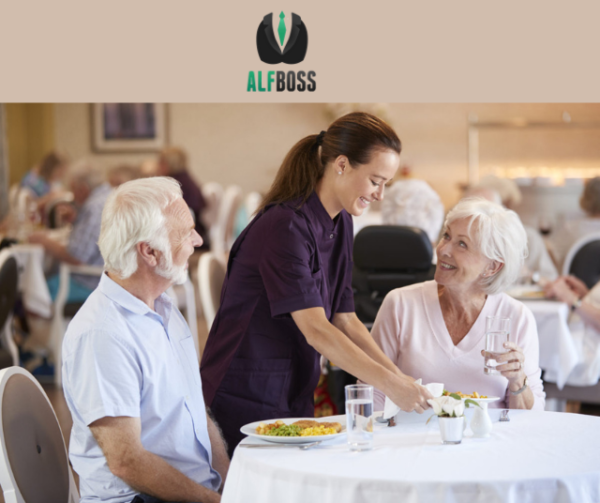 Food service in the ALF