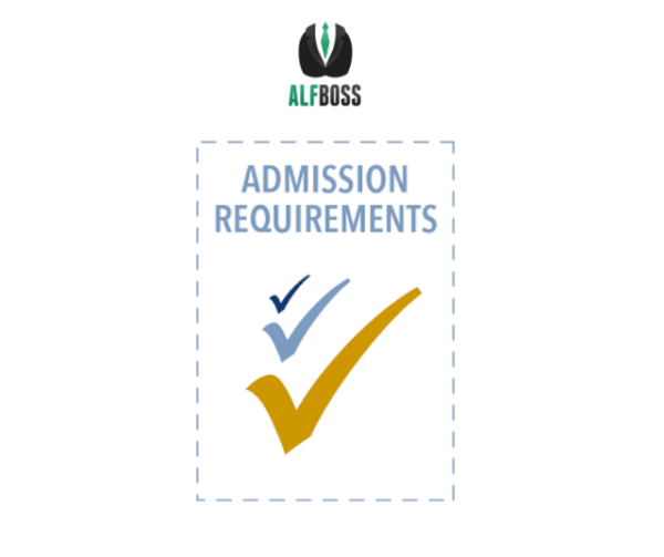 Preadmission Requirements