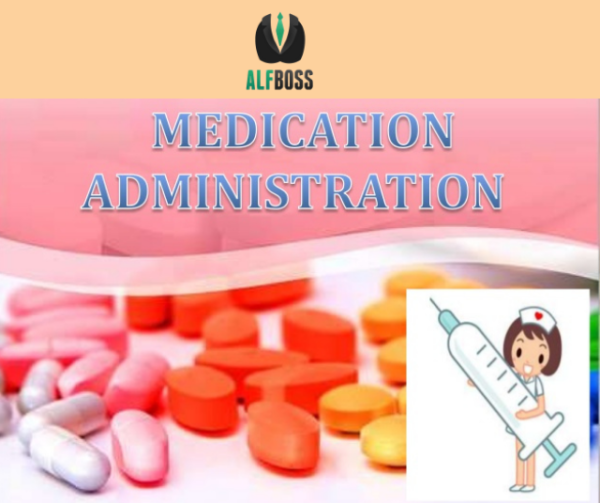 Qualifications for staff distributing medications