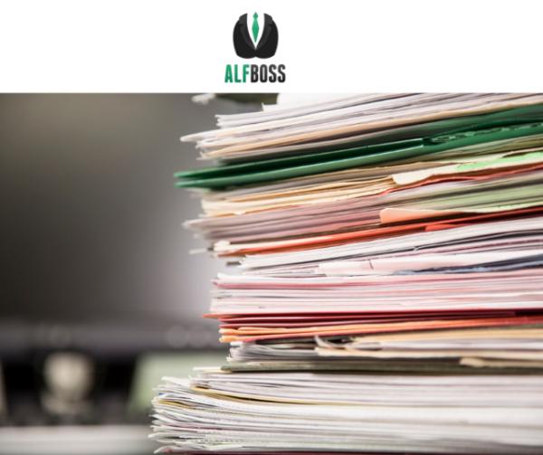 What belongs in a residents file?