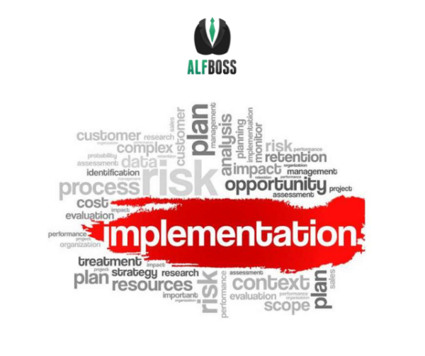 Creation and implementation of a service plan