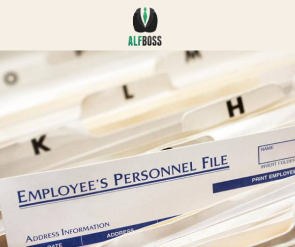 Employee file requirements