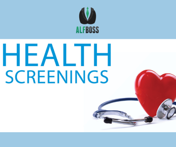 Health screening for ALR staff