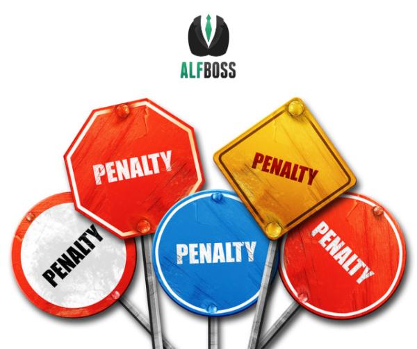 Penalties toward ALF licensure