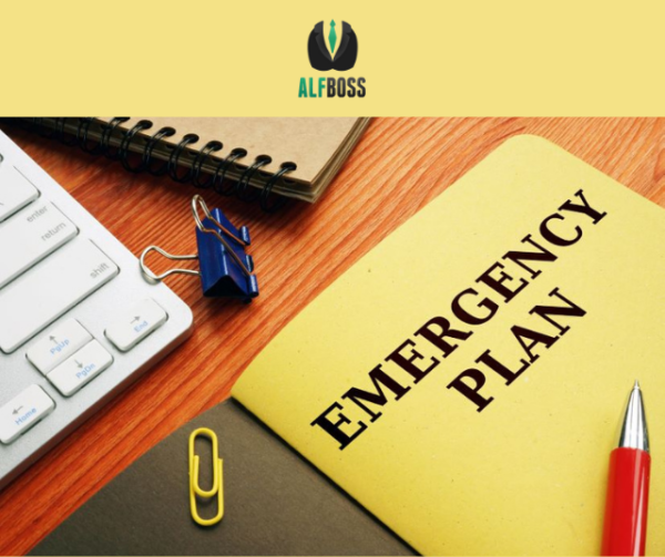 Planning for an emergency