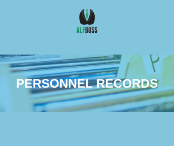 Required personnel records
