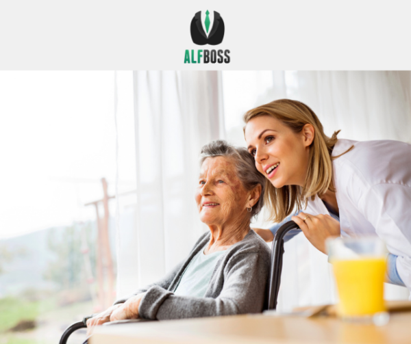Requirements for a caregiver in the ALF