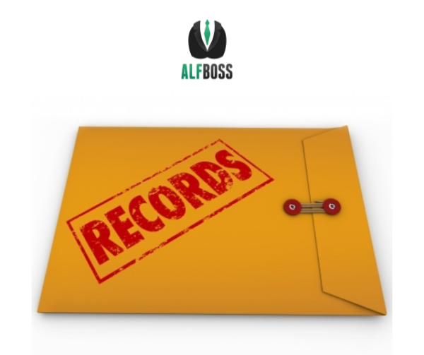 Resident record requirements