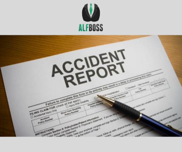 Responding to a resident accident