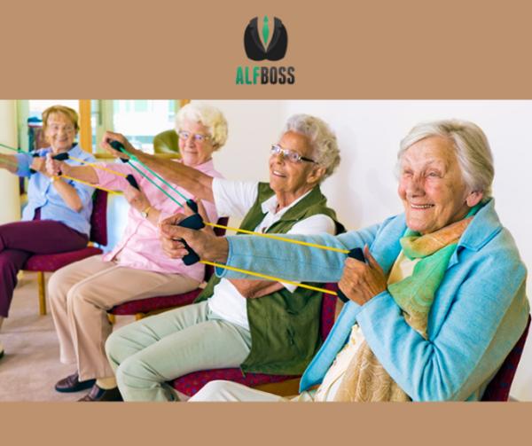 Therapeutic recreation for seniors