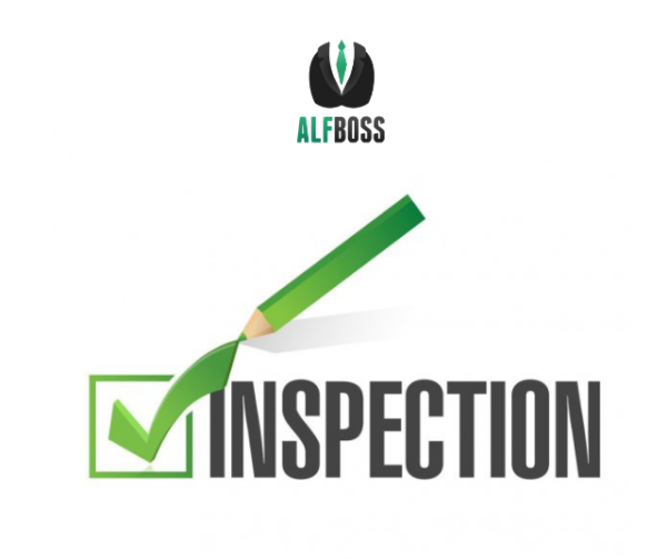 What to expect during an inspection