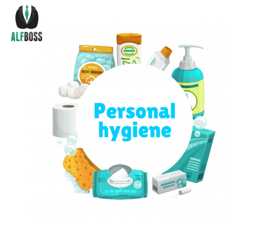 Providing assistance with personal hygiene