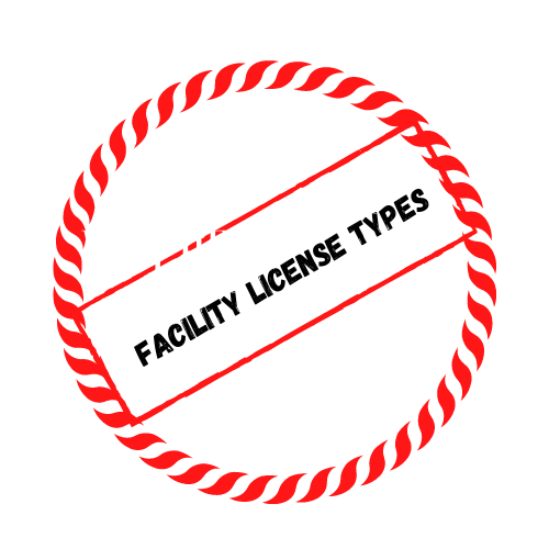 Facility License Types