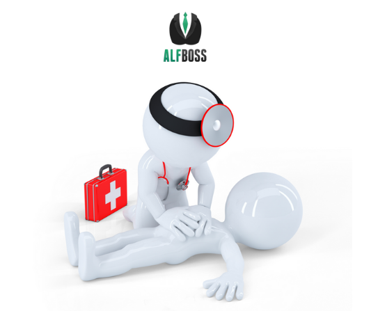 First aid and cardiopulmonary resuscitation